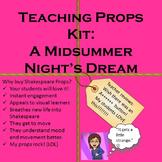 Interactive Shakespeare: A Midsummer Night's Dream Teachin