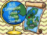 Interactive Social Studies Journals {K-2}
