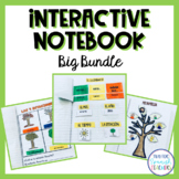 Interactive Spanish Notebook for Elementary Students