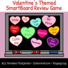 Interactive Valentine SMARTBoard Review Game