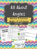 Interior & Exterior Angles of Polygons