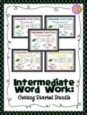 Word Work Getting Started Intermediate BUNDLE