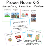 Intro to Proper Nouns K-2
