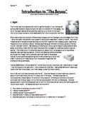 Intro to the Senses - Bundled Unit PDF