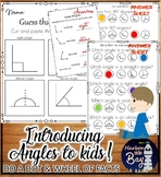 Introducing Angles to Kids!