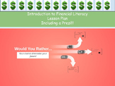 Introduction to Financial Literacy