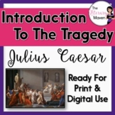 Introduction to Julius Caesar by William Shakespeare