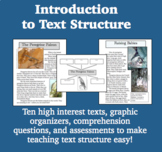 Introduction to Text Structure