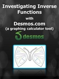 Inverse Function Investigation with Desmos.com