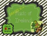 Music of Ireland Grades K-3 PowerPoint