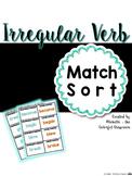 Irregular Verb Match Sort