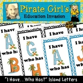 "Island Fun ""I Have...Who Has?"" Game Packet"