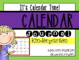 It's Calendar Time! Interactive Daily Calendar Book {K}