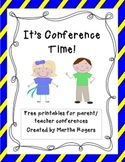 It's Conference Time!