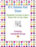 It's Science Fair Time Again!