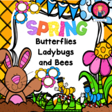 It's Spring! {ELA and Science Printables for K-1}