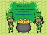 It's Your Lucky Day {A Common Core Math Packet for March}