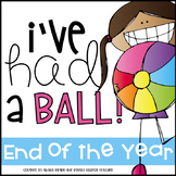 I've Had a Ball! {Writing & Craftivity for the End of the Year}