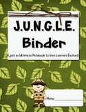 JUNGLE Binder Starter Kit