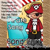 Jack Hartmann Silly Pirate Pirate Song Fun Music Book