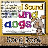 Jack Hartmann Vowel Sound Hounddogs Fun Music Book