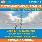 Jack and the Beanstalk: An Adventure in Customary Measurement
