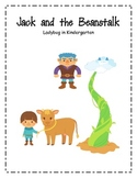 Jack and the Beanstalk Math and Literacy