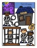 Jail House {Creative Clips Digital Clipart}
