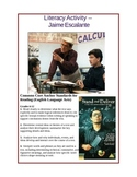 Jaime Escalante Reading Activity