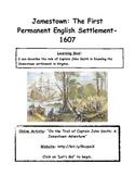 Jamestown: The First Permanent English Settlement