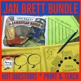 Jan Brett Activities and Crafts
