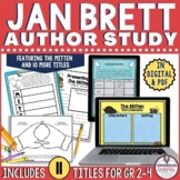 Jan Brett Author Study Bundle for 11 Books