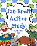 Jan Brett Author Study for K-2