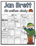 Winter Book Study: Jan Brett Books Activities and Ideas