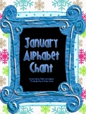 January Alphabet Chant