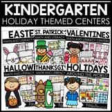 January Math and Literacy Centers {Bundled}