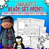 January Printable Pack