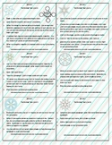 January Technology Task Cards