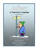 January in Figurative Language
