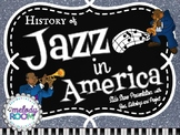 Jazz in America Powerpoint Presentation
