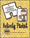 Jigsaw Jones Activity Packet