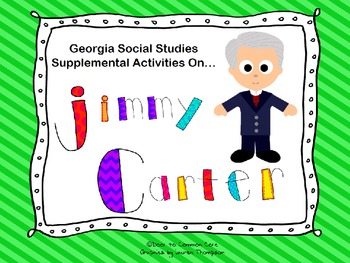 Jimmy Carter Supplemental Activities