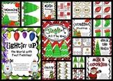 Jingle All The Way Bundle {Math & Literacy}