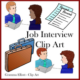 Job Interview Clip Art