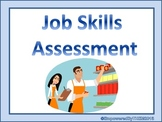 Job Skills Assessments