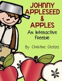 Johnny Appleseed & Apples: An Interactive Freebie