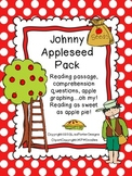 Johnny Appleseed Comprehension and Apple Graphing!