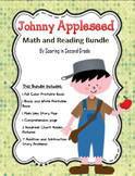 Johnny Appleseed Math and Reading Bundle
