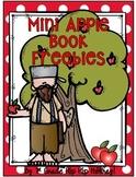Johnny Appleseed and Apple Mini Books Freebie!