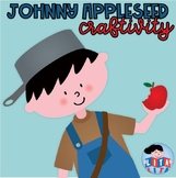 Johnny Appleseed the craftivity